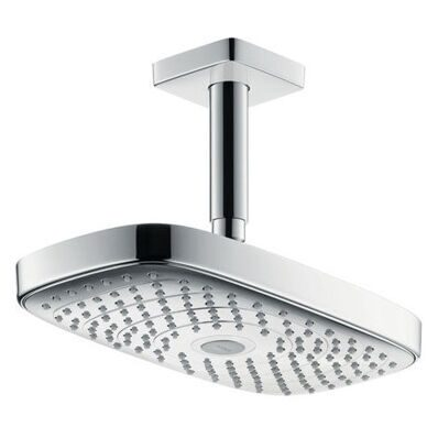 Верхний душ Hansgrohe Raindance Select Е 300 2jet 27384000 хром